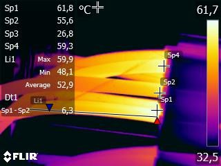 electrothermography
